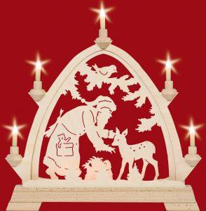 gotischer-bogen-weihnachtsmann-mit-reh_kunstgewerbe-taulin_t31-07-31